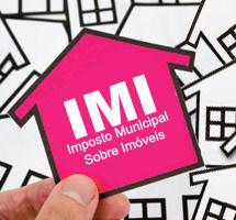 Taxa máxima do IMI desce para 0,45%
